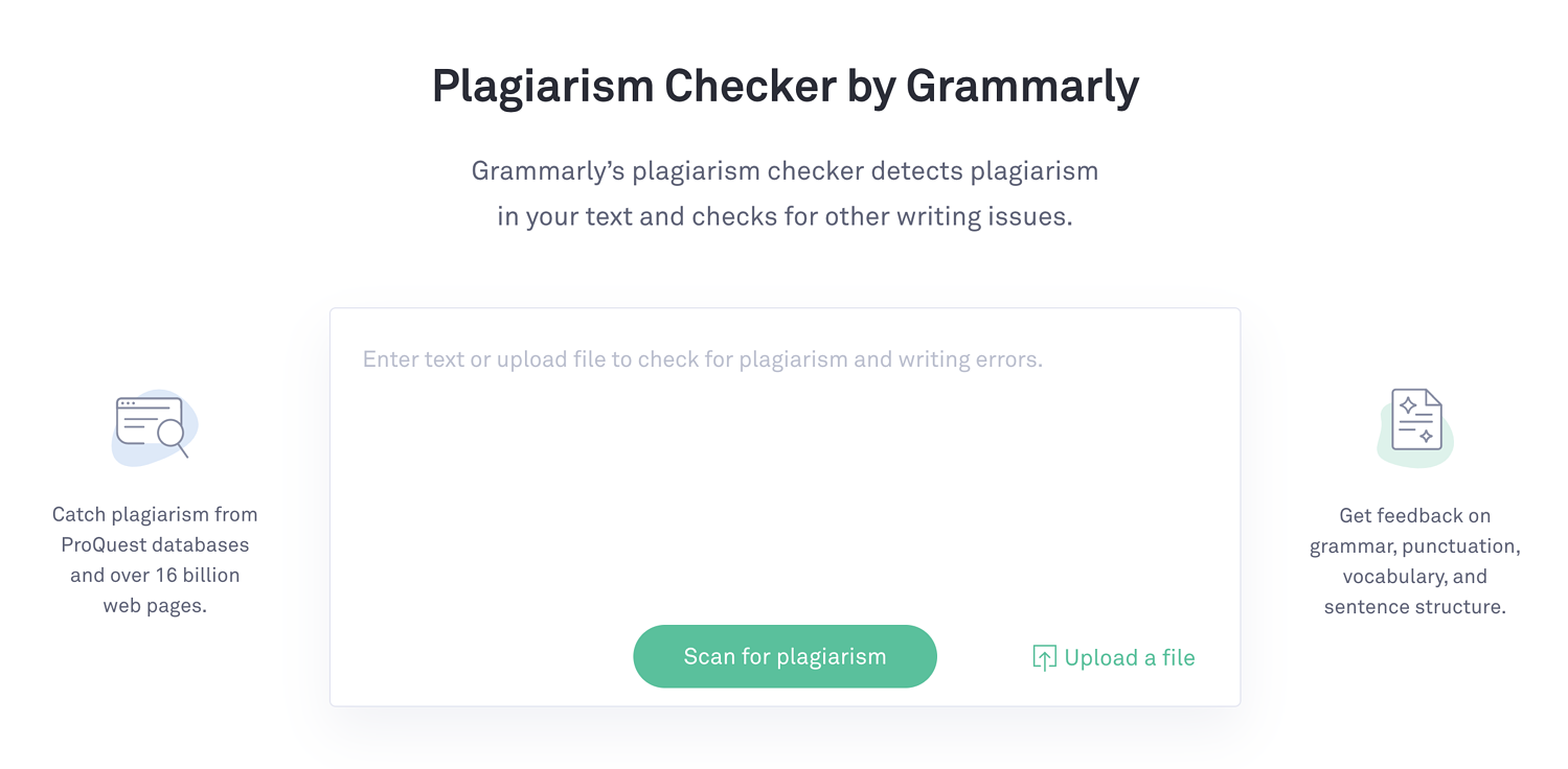 plagiarism checker on how can Grammarly help write correct blog post
