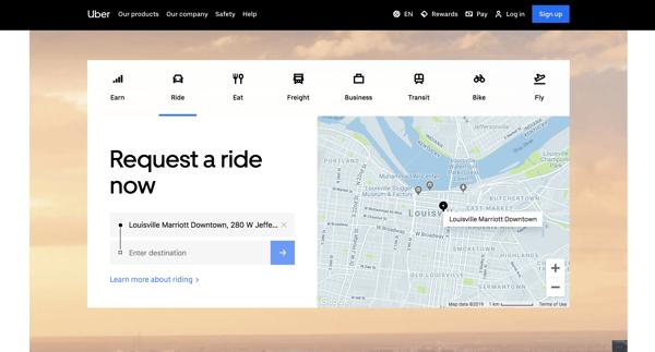 platform-uber