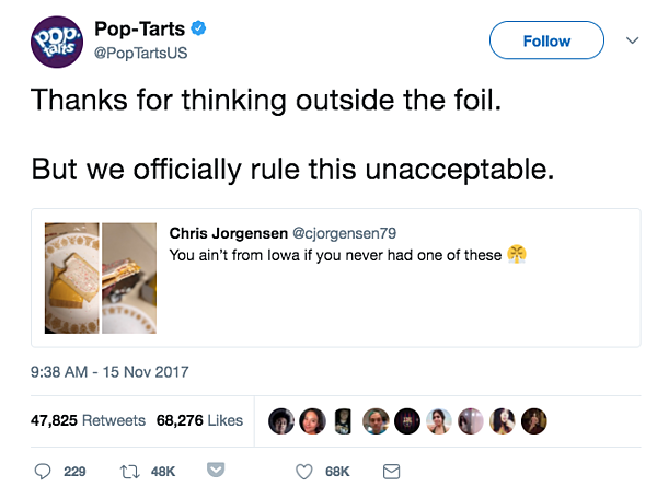 12 of the Sassiest Brands on Social Media