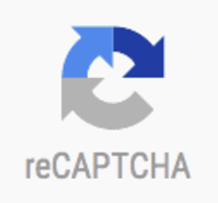 logo to control spam integrating google invisible recaptcha wordpress site