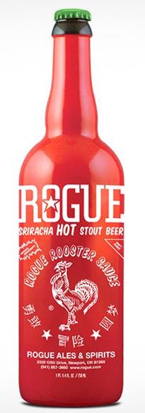 rogue-sriracha-stout.jpg  The 14 Coolest Beer Label Designs You've Ever Seen rogue sriracha stout