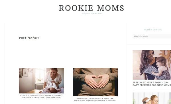 rookiemoms blog