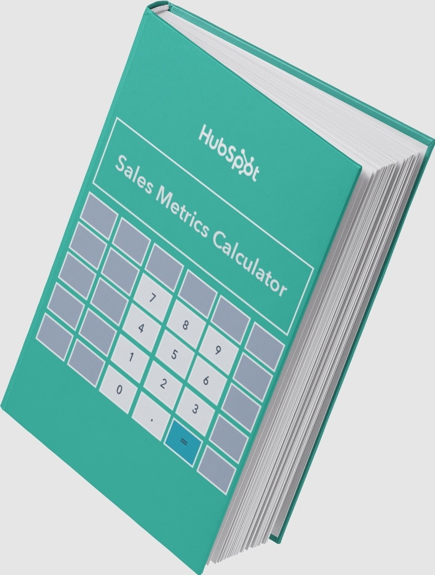 Sales Metrics Calculator Dashboard