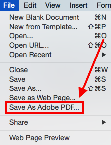 Save As PDF.png  What Should Your Resume Look Like