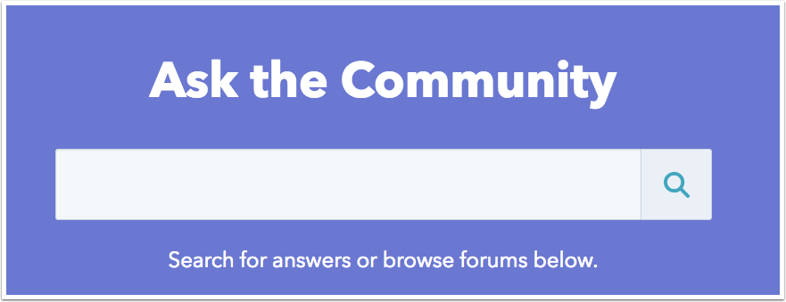 search-bar-community