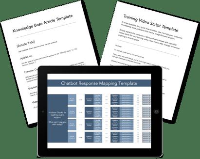 self service templates