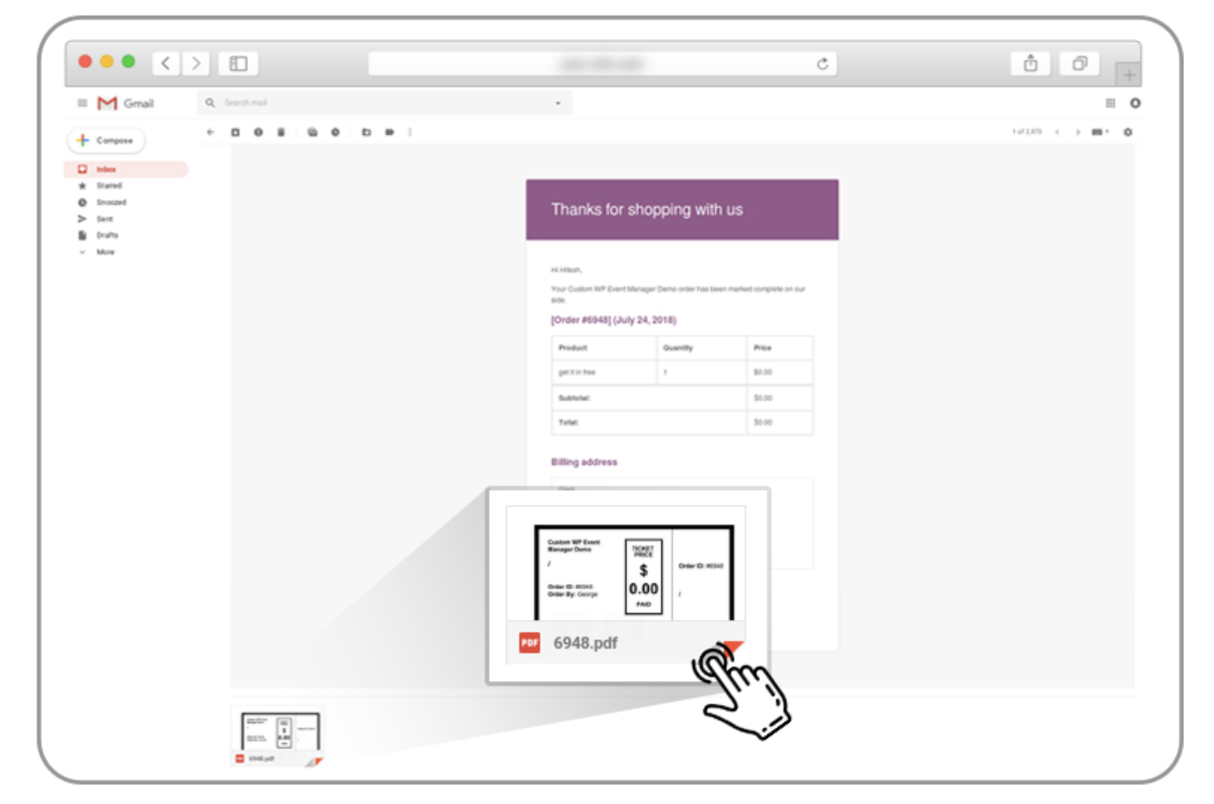 sell tickets add-on for WP Event Manager plugin review