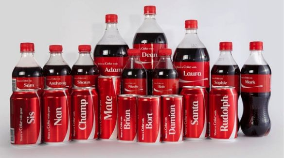 share a coke advertisement