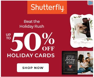 shutterfly banner ad
