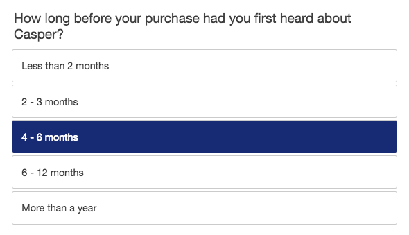 single-answer-survey-question