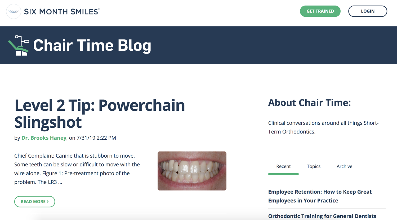 六个月的微笑博客