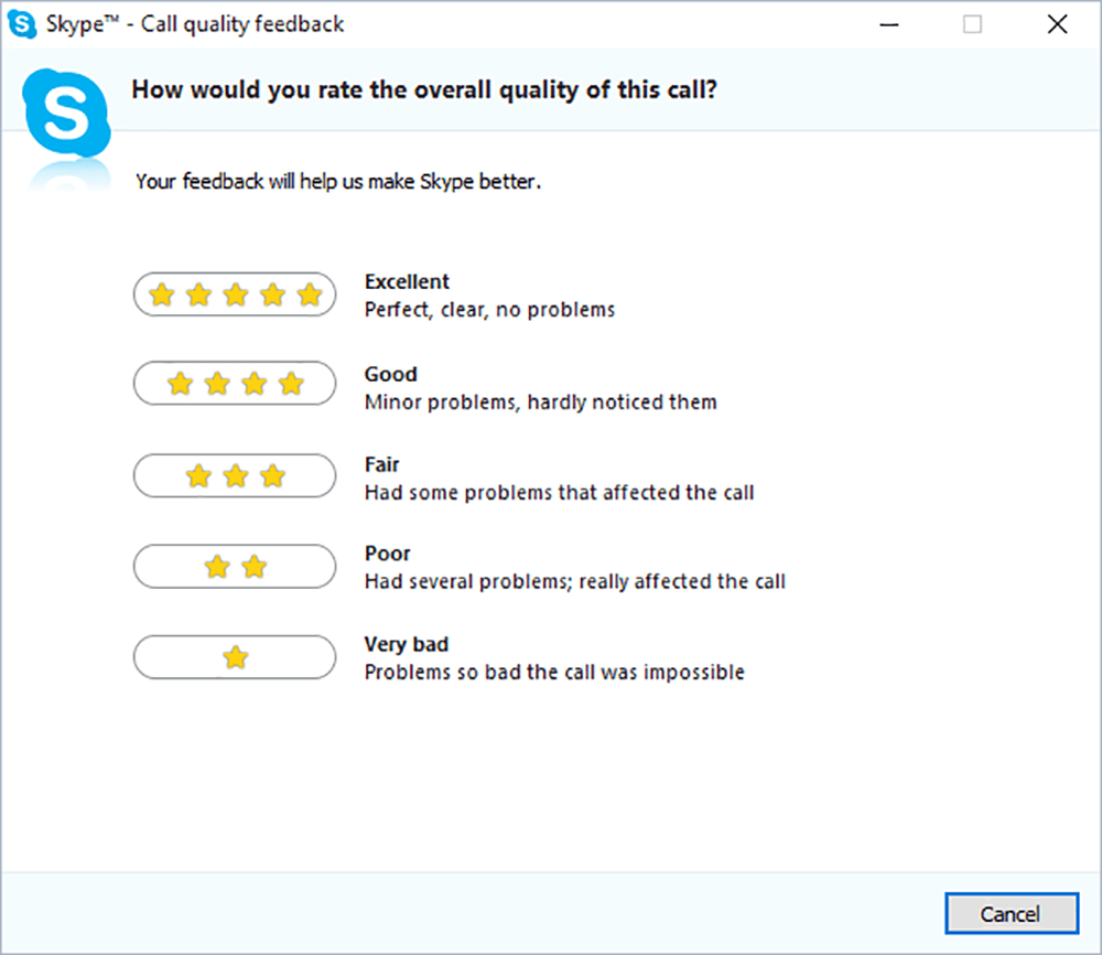 skype-customer-satisfaction-survey