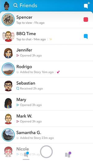 snapchat-friends-list