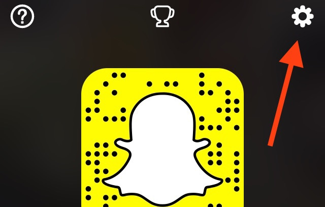snapchat-gear-icon-settings.jpg  18 Hidden Snapchat Hacks & Features You'll Wish You Knew About Sooner snapchat gear icon settings