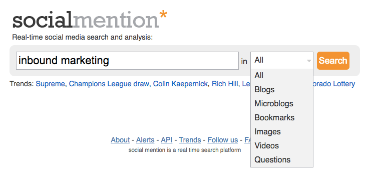 socialmention-example1.png  12 Free Social Media and Brand Monitoring Tools We Love (and Why) socialmention example1