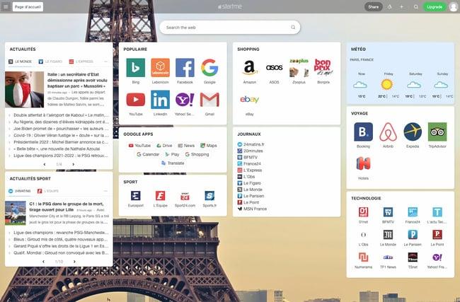 برنامه افزودنی Chrome.Me را راه اندازی کنید