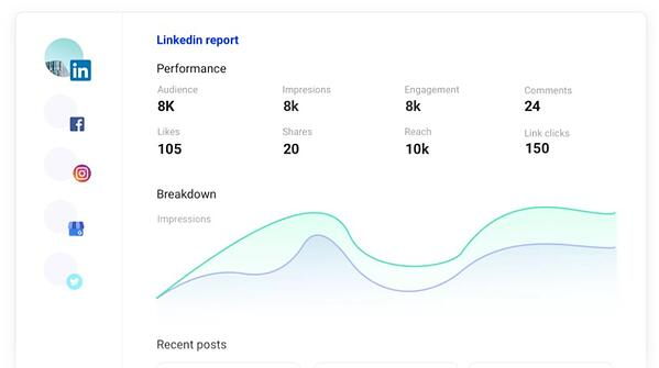 story chief blog analytics for social media engagement