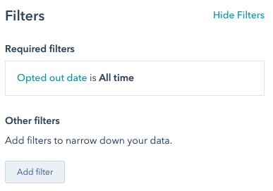 support-series-custom-report-filter