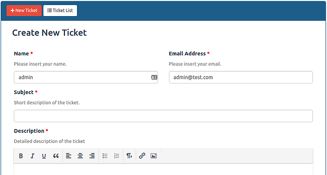 WordPress support ticketing tool by SupportCandy