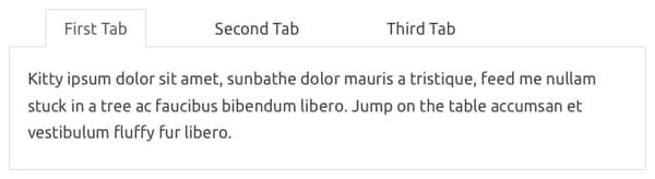 tabby responsive wordpress tab