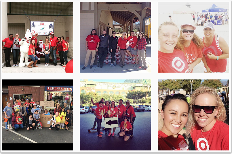 targetvolunteers.png  How to Attract Talent With a Company Hashtag: 10 Inspiring Examples targetvolunteers