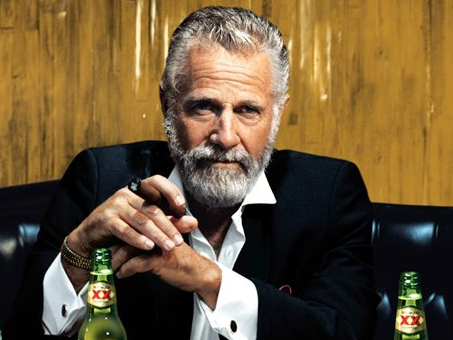 dos equis the most interesting man in the world