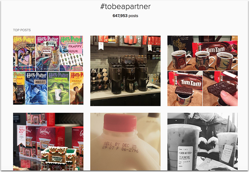 tobepartner.png  How to Attract Talent With a Company Hashtag: 10 Inspiring Examples tobepartner