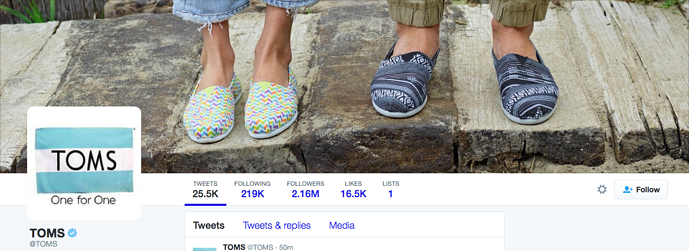 Twitter Cover Po Template | 23 Brilliant Twitter Cover Photo Examples From Real Brands
