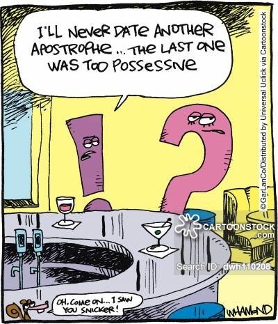 too-possessive grammar joke