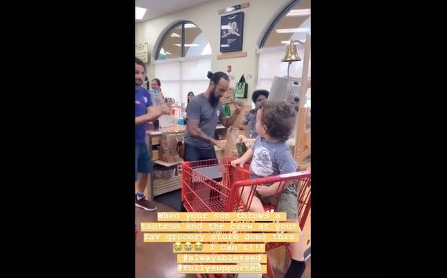 Trader Joe's positive customer care example