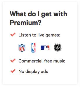 tunein-freemium-options
