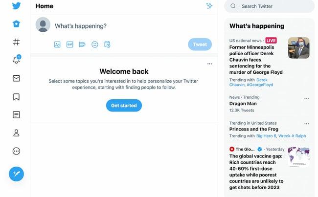 Twitter sales prospecting tool