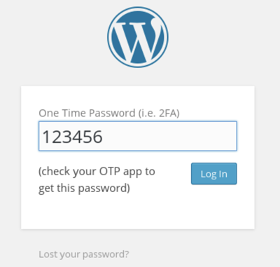 two factor authentication plugin how to add two factor authentication in WordPress
