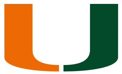 university-of-miami-logo.png  12 of the Best College Logo Designs (And Why They're So Great) university of miami logo