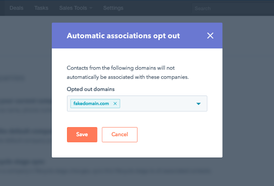 Opting Domains out of Auto-Creation