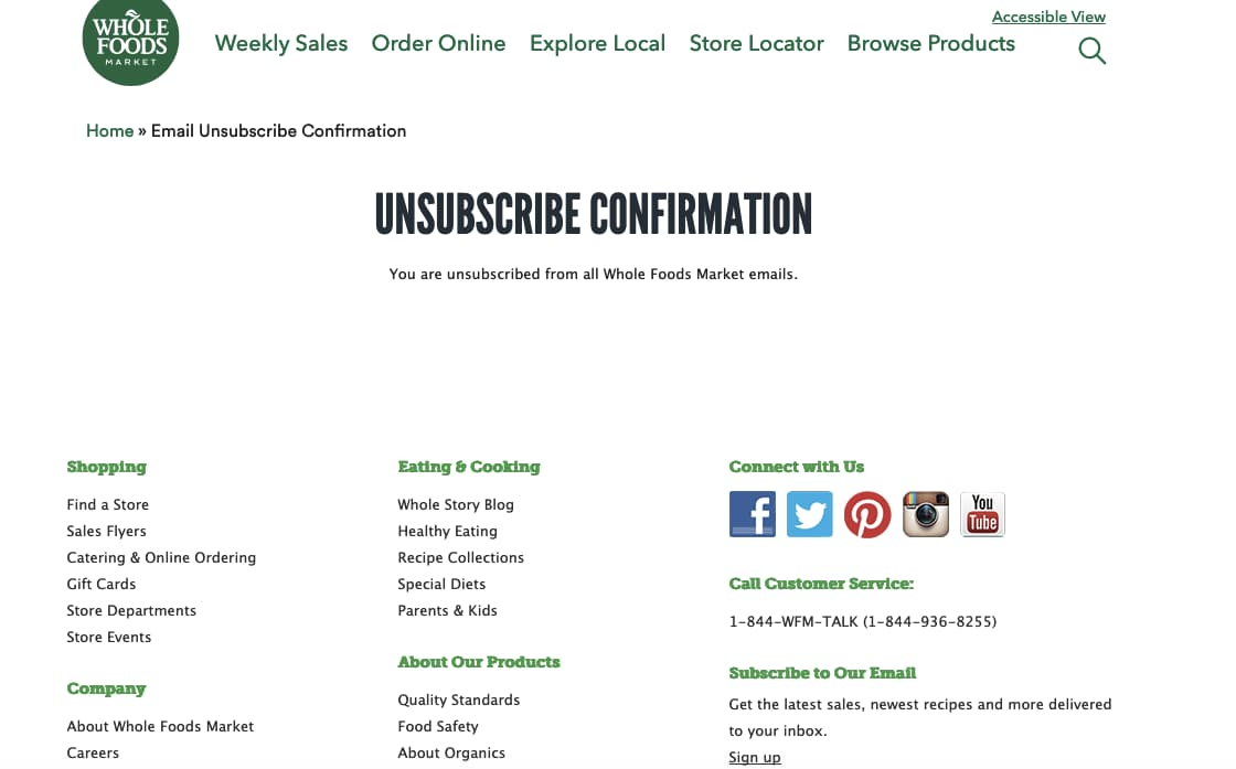 unsubscribe-landing-page-example