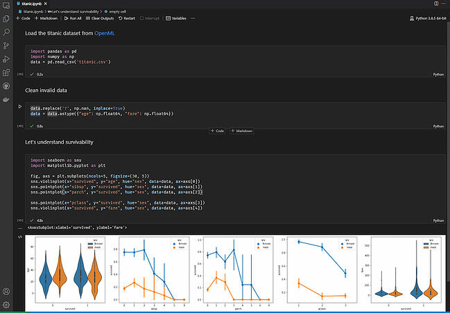 Visual Studio Code 网页设计软件