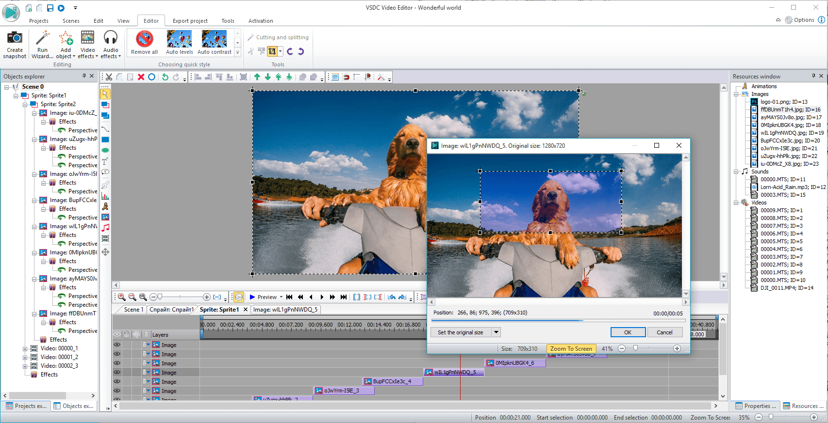 vsdc free video editing app