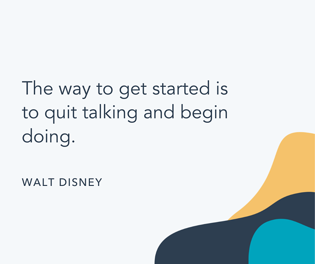 Famous quote by Walt Disney