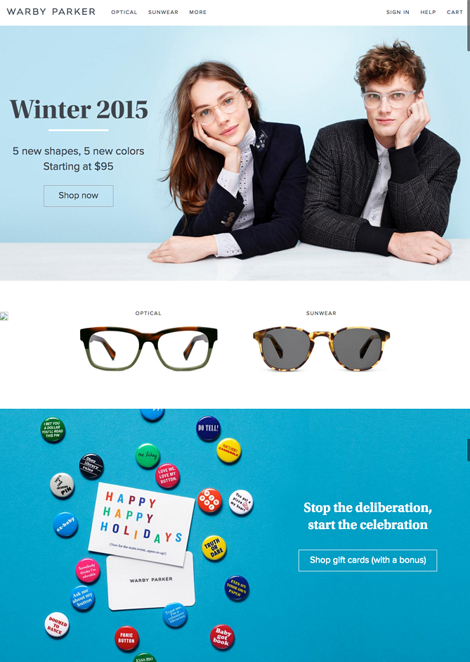 warby-parker-holiday-homepage.png