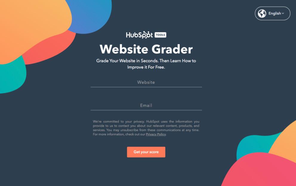 website grader-3