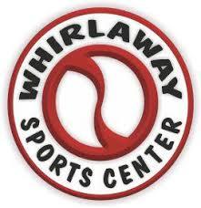 whirlaway sports center logo