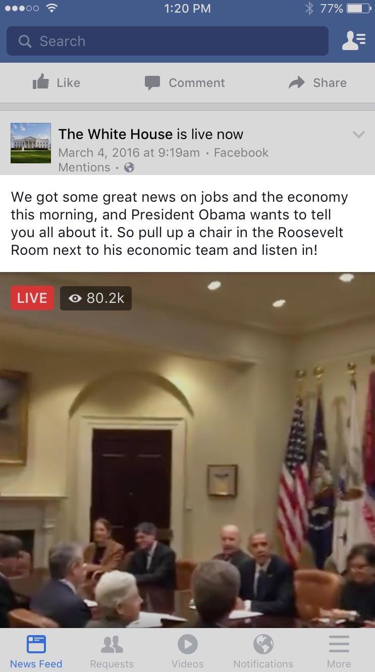 white-house-facebook-live-description.jpg  How to Use Facebook Live: A Step-by-Step Guide white house facebook live description