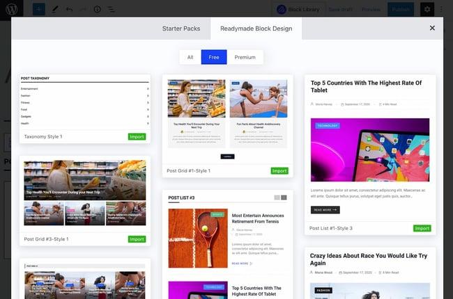 WordPress popular posts plugin by PostX