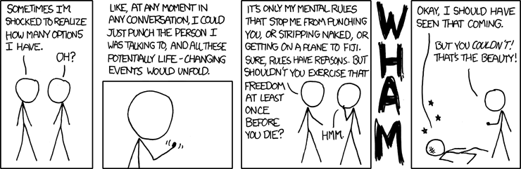 The 20 Best Websites for Wasting Time on the Internet in 2018 xkcd freedom