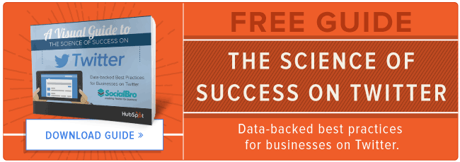 free guide: science of twitter success
