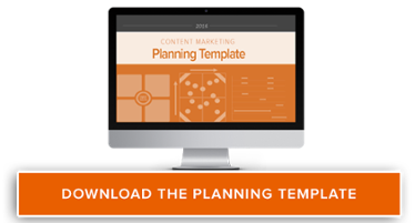 download free content planning template