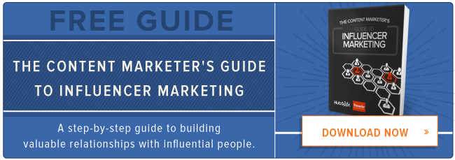 free guide to influencer marketing