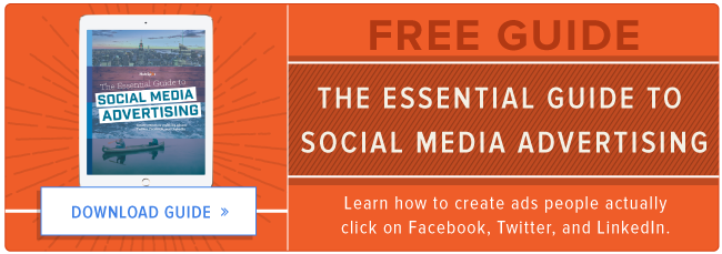 free guide to advertising in social media