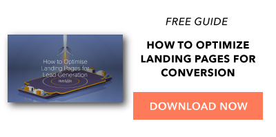 Free Guide Optimize Landing Pages